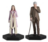 Doctor Who Figurine Collection Time Lord Series: The Curator & Romana